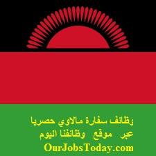 وظائف سفارة مالاوي بالقاهرة برواتب تبدأ من 500 حتى 1000 دولار - Malawi Embassy Jobs