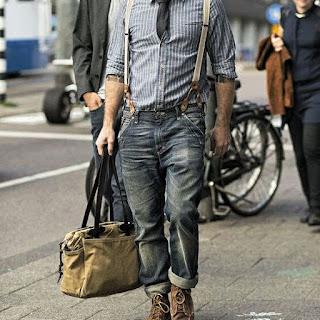 How to wear men's jeans Thursday, Thursday