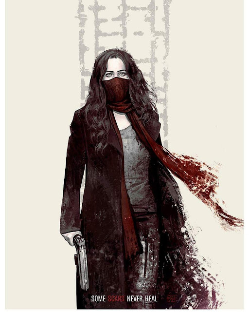 hester shaw fan art