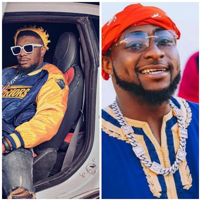 """ENT NEWS : """"I want to spoil myself as Davido did to himself but I dunno which rolls of rice to buy"""" DJ AB Said"""