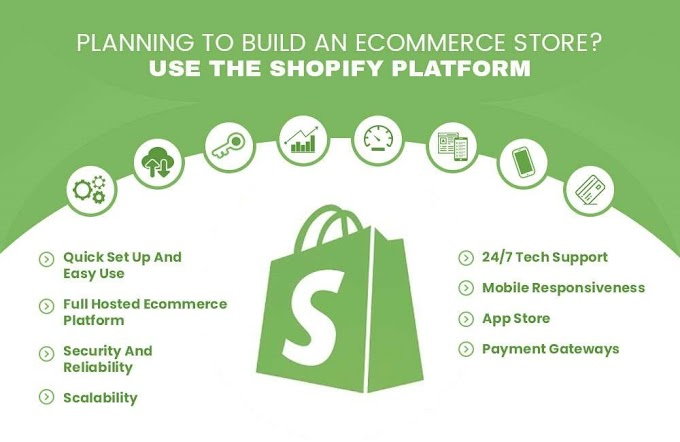 How to use Shopify for Building an Ecommerce Store?