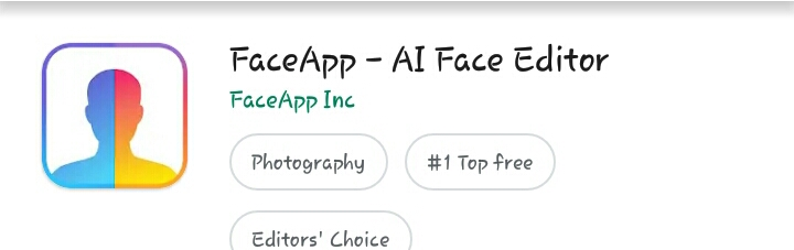 FaceApp-AI Face Editor Old-Age Filter shows you old: know