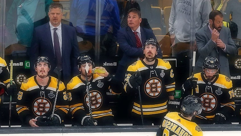 3 results of the defeat of Game 2 of the Bruins against the Blues