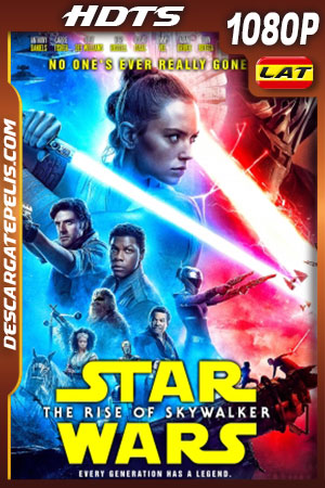 Star Wars: El ascenso de Skywalker (2019) HDTS 1080p Latino – Ingles