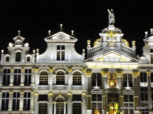 Bruxelles, palazzi della Grande Place