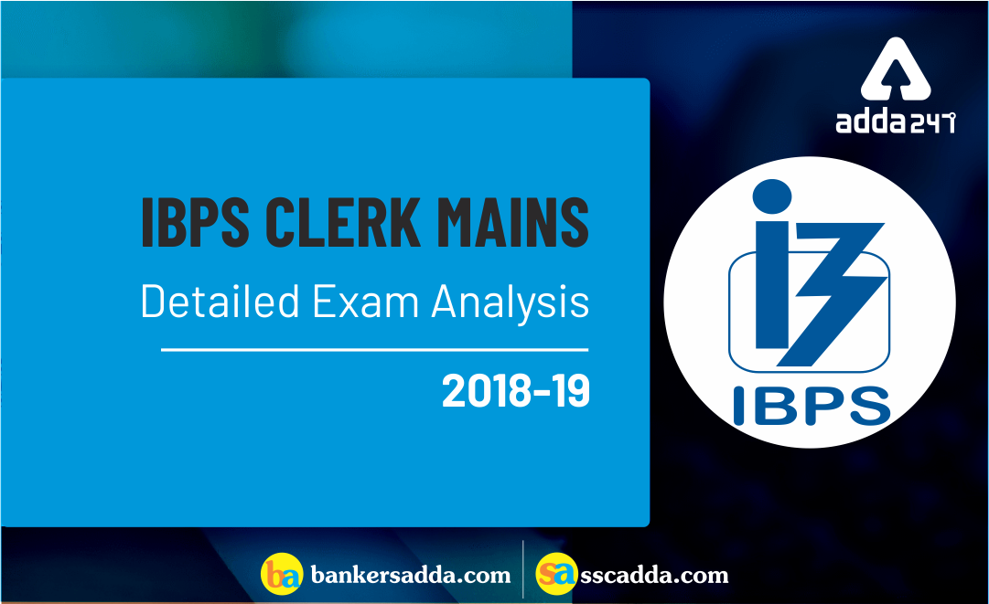 ibps-clerk-mains-exam-analysis