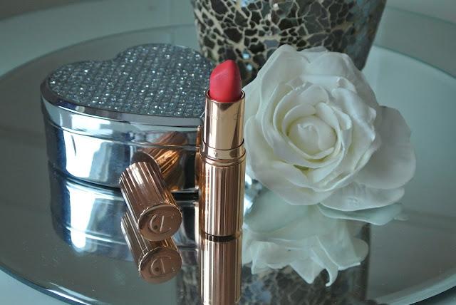 Charlotte Tilbury Lost Cherry Lipstick Review