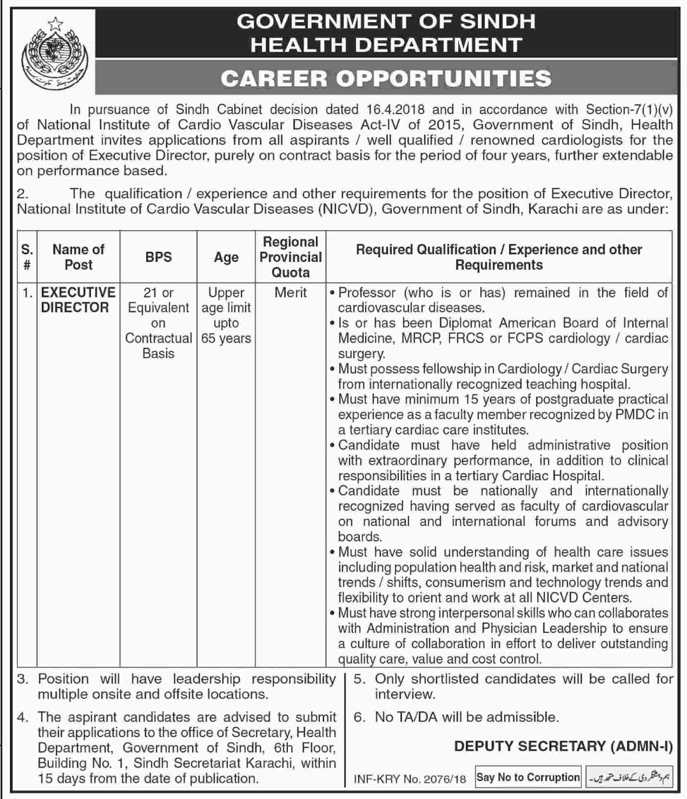 Jobs-in-Sindh