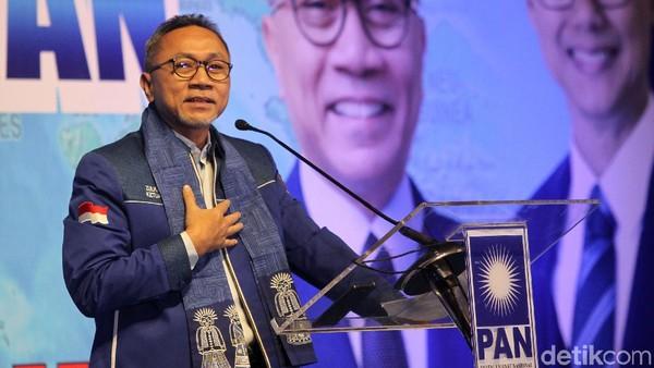 Zulkifli Hasan Dipanggil KPK terkait Kasus Suap Alih Fungsi Hutan Besok