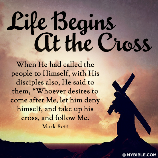 Life Begins at the Cross