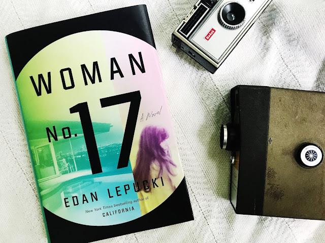 BookSparks, SRC2017, Woman No. 17, Edan Lepucki