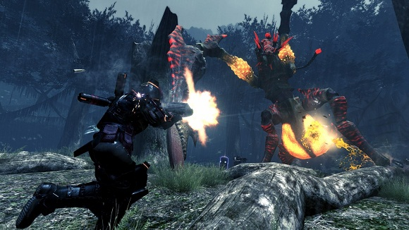Lost Planet 2 PC Full Version Screenshot 3