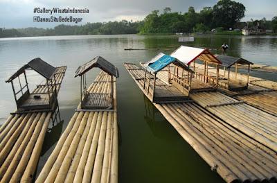 Danau Situ Gede Bogor | Objek dan Tempat Wisata di Bogor