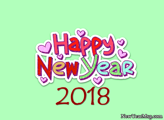 Best New Year 2018 SMS For Friends & Family