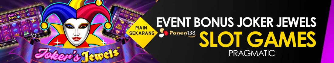 Event Joker Jewels PANEN138 ( Pragmatic Play )