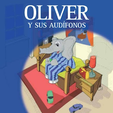 Óliver y sus audífonos