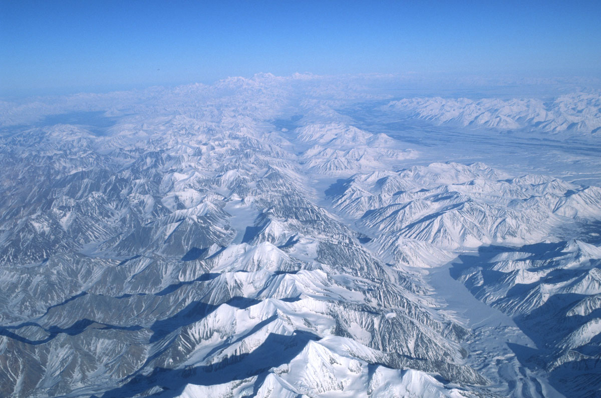 Геология парка Денали и гора МакКинли