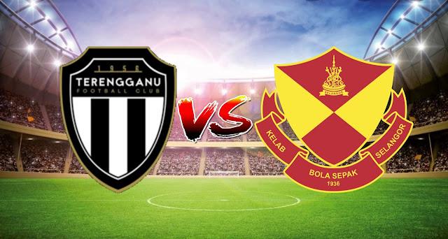 Live Streaming Terengganu FC vs Selangor FC 9.3.2021 Liga Super
