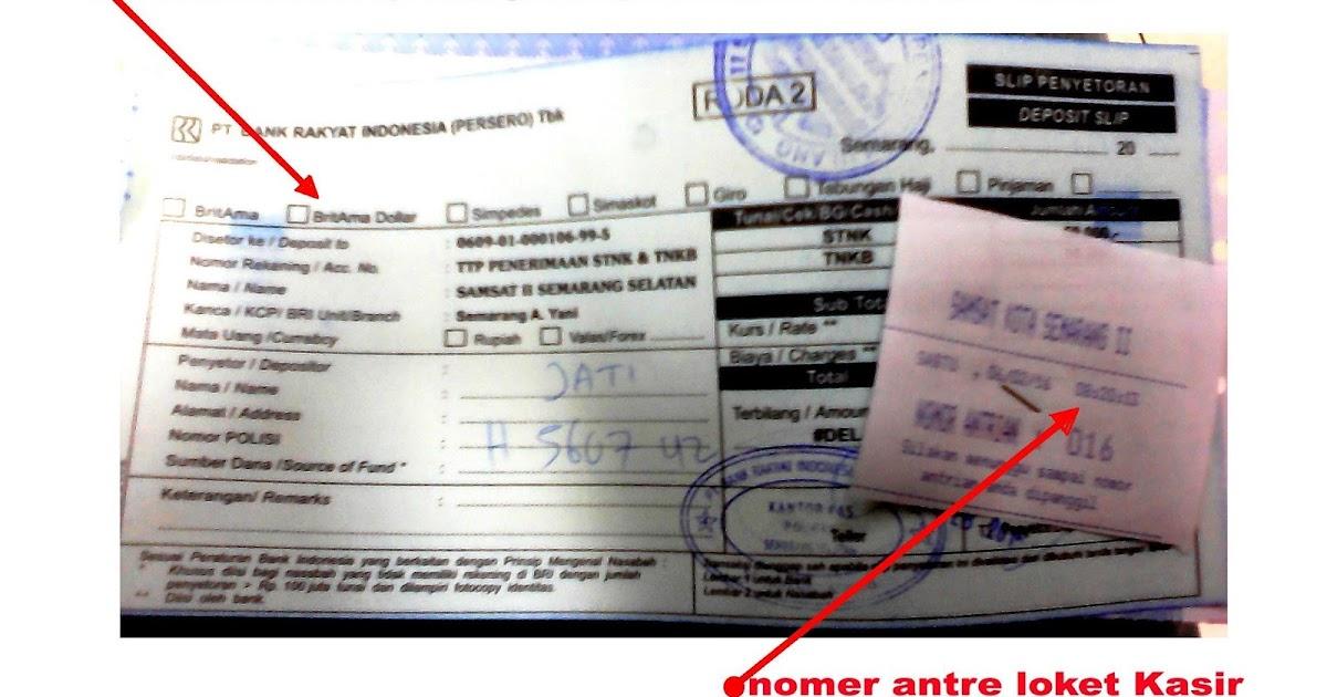 Cek Biaya Ganti Plat Motor Online - Solo Square m