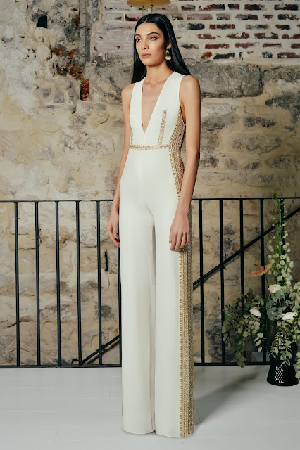 Bridal Jumpsuits-Cucculelli Shaheen-wedding alternatives-Weddings by K'Mich Philadelphia PA