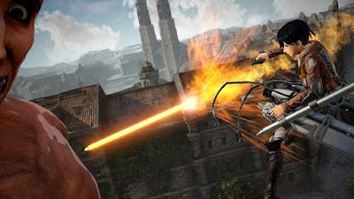 Attack On Titan 2 Final Battle Game Screenshot 11