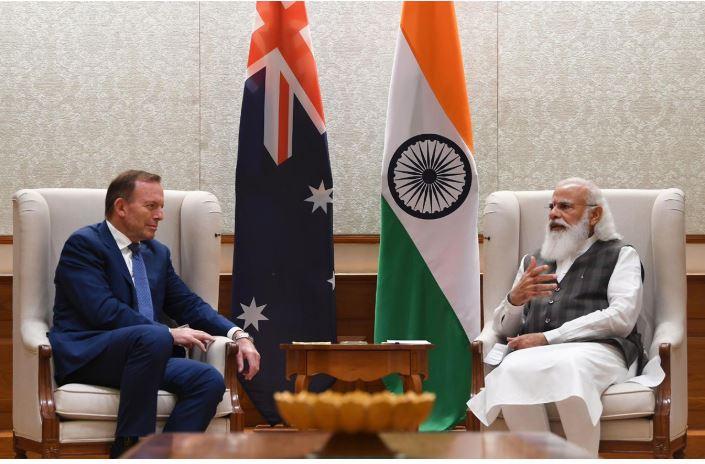 ऑस्ट्रेलिया के प्रधानमंत्री के विशेष व्यापार दूत 6 अगस्त तक भारत यात्रा पर