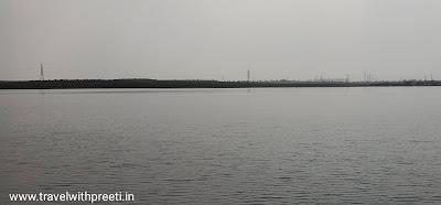 राज सागर झील दमोह - Raj Sagar Lake Damoh