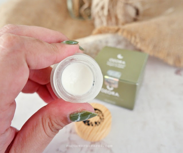Review Night Cream Ozora Brightening Series