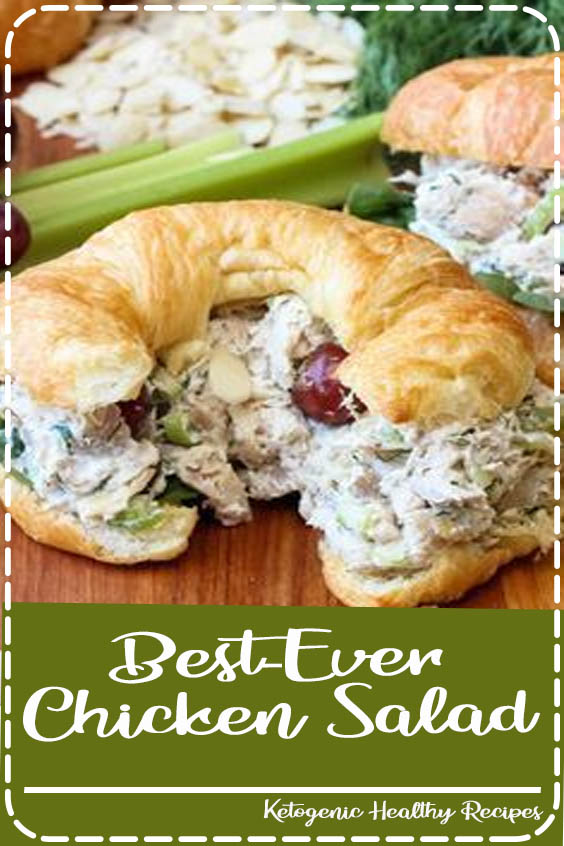 Perfect for incredible chicken salad sandwiches  Best-Ever Chicken Salad