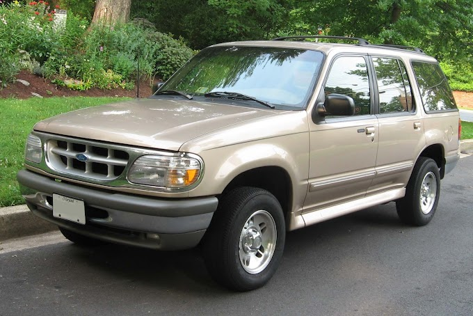 Descarga Manual de taller Ford Explorer 1995 2006