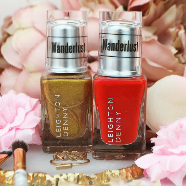 NEW Release From Leighton Denny | The Wanderlust Collection, Lovelaughslipstick Blog