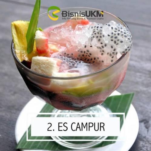 es campur -prospek bisnis minuman Selalu Laris Manis di Bulan Ramadhan!