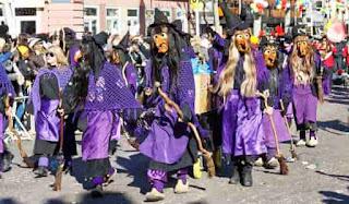 Немецкий карнавал это очень красочное, весёлое и поистине незабываемое зрелище