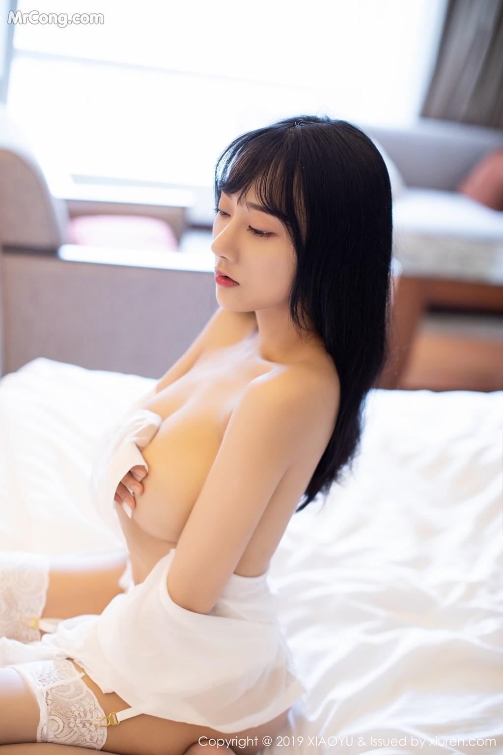 Image XiaoYu-Vol.076-He-Jia-Ying-MrCong.com-068 in post XiaoYu Vol.076: He Jia Ying (何嘉颖) (72 ảnh)