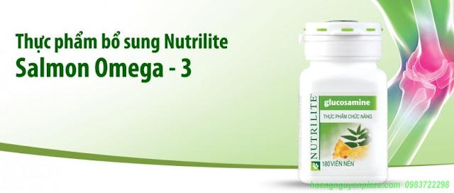 Glucosamine Nutrilite Amway