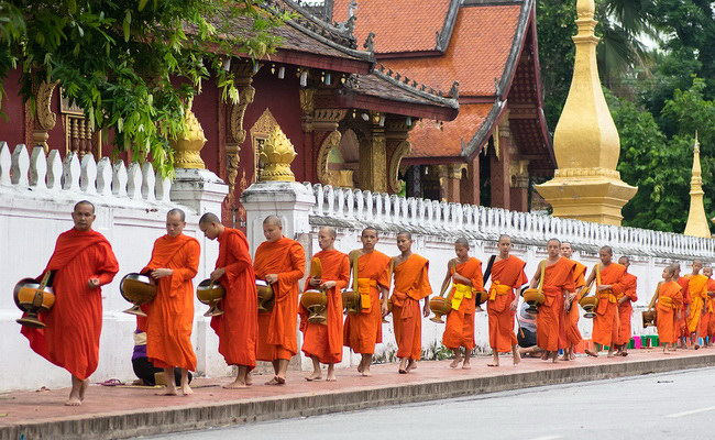 www.xvlor.com Luang Prabang City is sustainable natural and cultural harmony