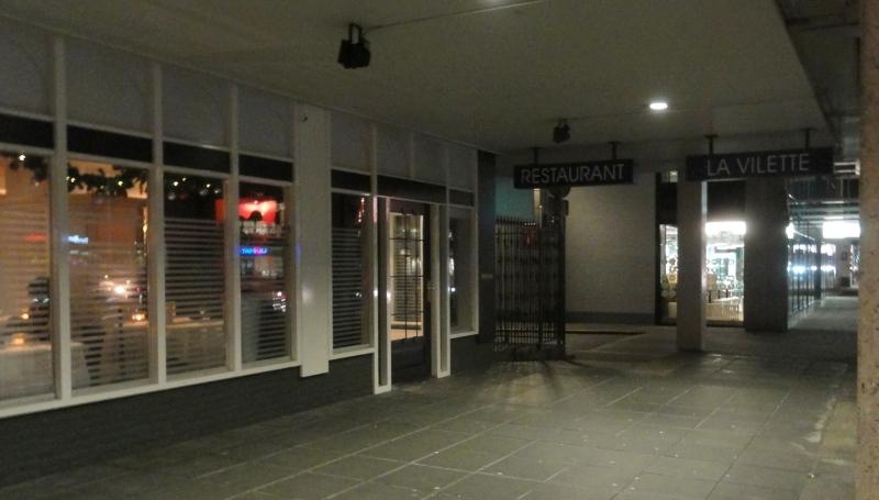 La vilette restaurant Rotterdam ah restaurant actie