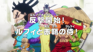 Video – One Piece Episódio 948