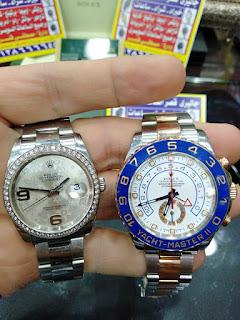 شراء ساعة رولكس اصلية