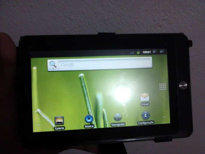Android 2.3 no Coby Kyros 7015