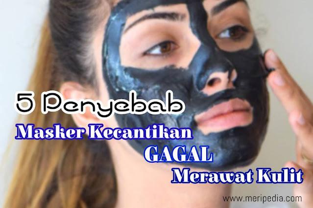 Masker kecantikan