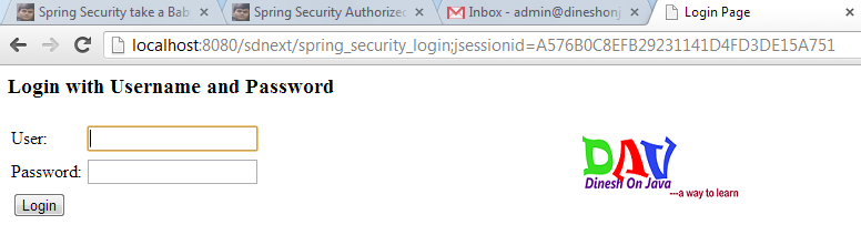 403 access denied page in Spring Security