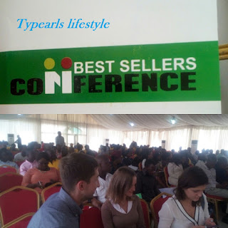 Owners of Jiji.ng and guests at the sellers conference