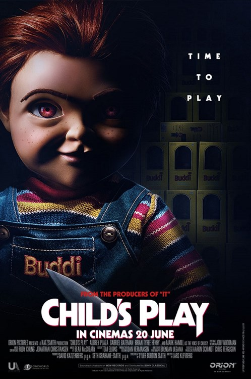 Review Filem Child's Play