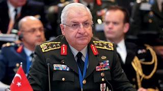 رئيس الأركان التركي يبحث مع نظيره الروسي التطورات بإدلب