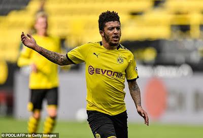 """Sancho và Dortmund có """"thỏa thuận ngầm"""", MU sắp kích hoạt """"bom tấn""""?"""