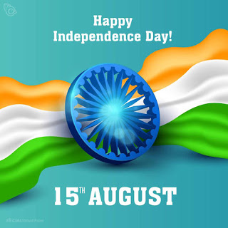 Happy Independence day 2020 wishes in English