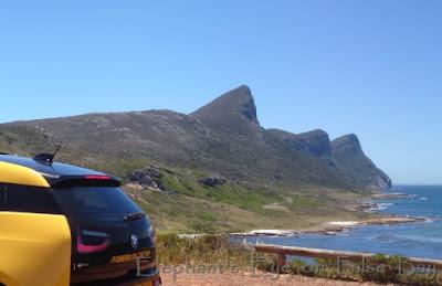 Paulsberg and Judas Peak at Cape Point