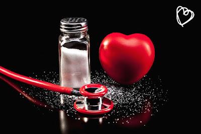 la sal y la presion arterial