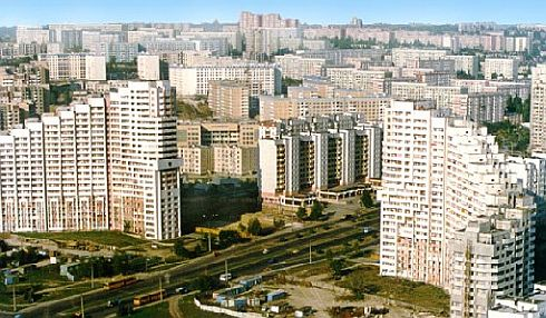 Chisinau, Capital da Moldávia